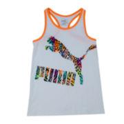Puma® Kitty Tank Top - Girls 7-16