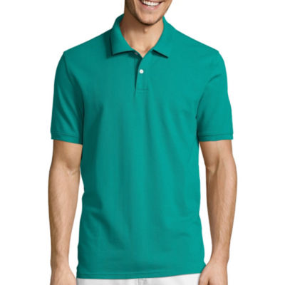 c4d5cfb71a9 St Johns Bay Legacy Pique Polo Shirt JCPenney