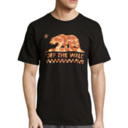 Vans® Short-Sleeve Pizza Checks T-Shirt