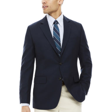 jcpenney.com | Stafford® Travel Box Weave Sport Coat - Classic Fit