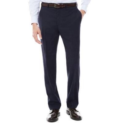 Claiborne® Neat Stretch Suit Pants - Classic Fit