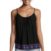 Arizona Sleeveless Embroidered Cami