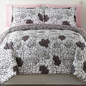 Home Expressions Floral Bedding Set with Sheets