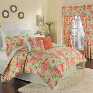 jcpenney.com | Waverly® Fresh Picked Reversible 4-pc. Comforter Set & Accessories