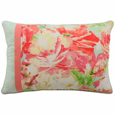 Waverly® Fresh Picked Oblong Decorative Pillow