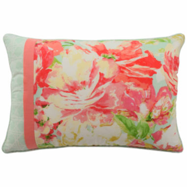 jcpenney.com | Waverly® Fresh Picked Oblong Decorative Pillow