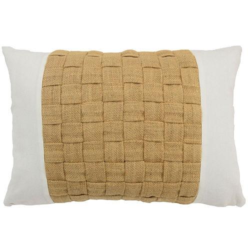 Waverly® Wailea Coast Oblong Decorative Pillow