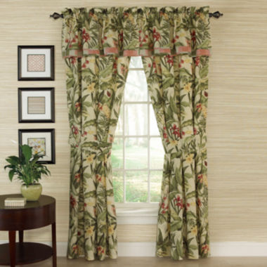 jcpenney.com | Waverly® Wailea Coast 2-Pack Curtain Panels