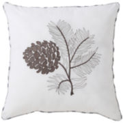 Victoria Classics Lodge Square Decorative Pillow