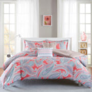 Intelligent Design Daniela Paisley Comforter Set
