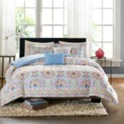 Intelligent Design Hayley Comforter Set