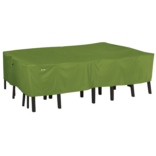 Classic Accessories® Sodo Large Rectangular/Oval Table and Chairs Cover