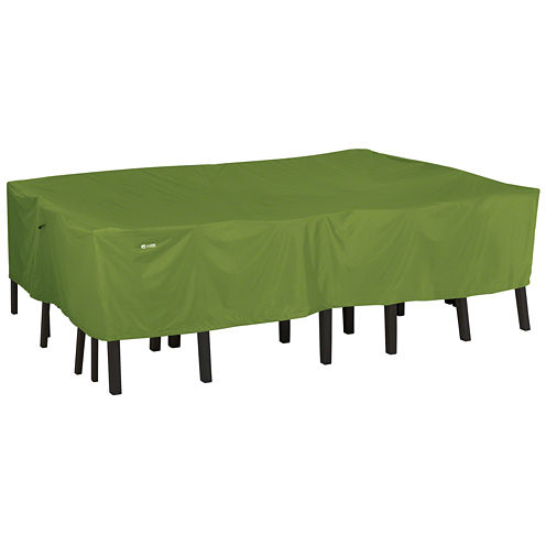 Classic Accessories® Sodo Medium Rectangular/Oval Table and Chairs Cover