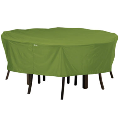 jcpenney.com | Classic Accessories® Sodo™ Large Round Table & 6 Chairs Cover