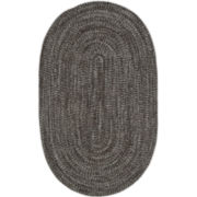 Better Trends Chenille Braided Rug Collection