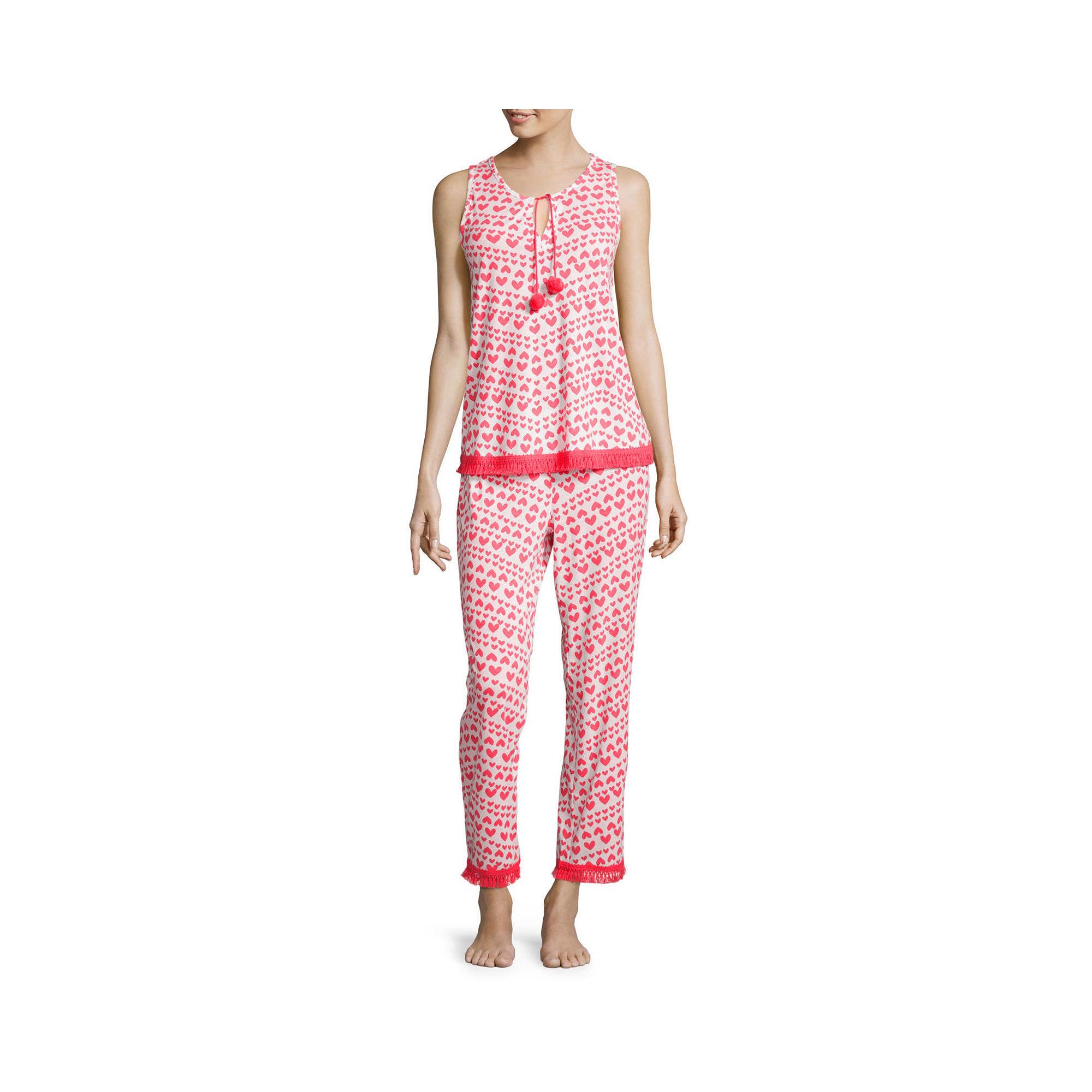 PJ Couture Capri Pajama Set plus size,  plus size fashion plus size appare