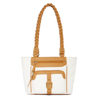 jcpenney.com | Rosetti® Braidy Bunch Double-Handle Tote