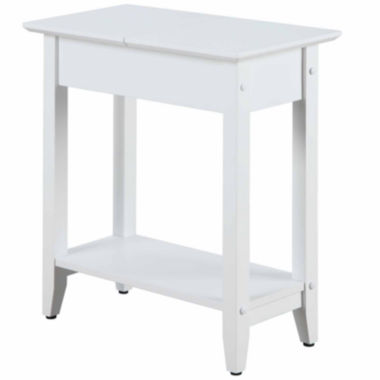 jcpenney.com | Jax Flip-Top Chairside Table