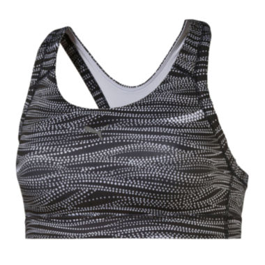 jcpenney.com | Puma® Powershape Forever Graphic Racerback Sports Bra