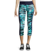 Xersion™ Print Compression Capris