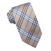 Stafford® Vancouver Plaid Silk Tie