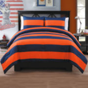 Victoria Classics Rugby 2-pc. Twin XL Comforter Set