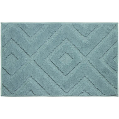 jcpenney.com | Jean Pierre Lilah Plush Textured Bath Mat Collection