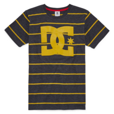 jcpenney.com | DC Shoes Co.® Short-Sleeve Lined Tee - Boys 8-20