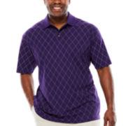 The Foundry Supply Co.™ Short-Sleeve Quick-Dri Polo - Big & Tall
