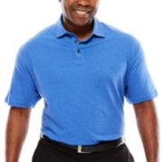 Claiborne® Short-Sleeve Polo - Big & Tall