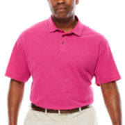 Claiborne® Short-Sleeve Polo - Big & Tall