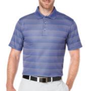 PGA TOUR® Short-Sleeve Mini Argyle Polo