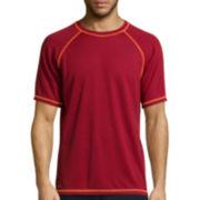 Nike® Core Short-Sleeve Swim Tee