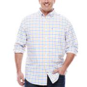 IZOD® Long-Sleeve Oxford Shirt - Big & Tall