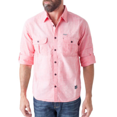 jcpenney.com | Seven7® Long-Sleeve Chambray Woven Shirt