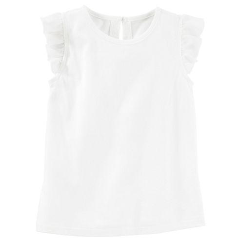 OshkoshShort Sleeve T-Shirt-Toddler Girls