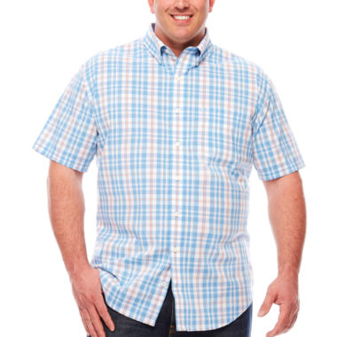 jcpenney.com | IZOD Button-Front Shirt-Big and Tall