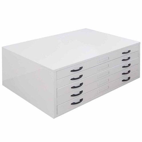"40"" Flat File Cabinet"