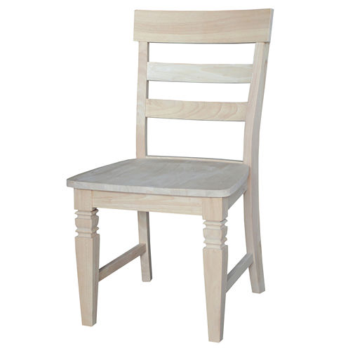 Java Ready To Finish 2-pc. Side Chair