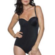 Skinnygirl Microfiber Convertible Bodysuit - 7388