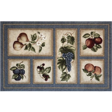 jcpenney.com | Fresh Fruit Washable Rectangular Accent Rug
