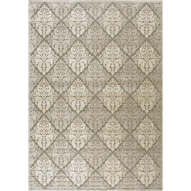 jcpenney.com | Nourison® Queen Anne High-Low Carved Rectangular Rug