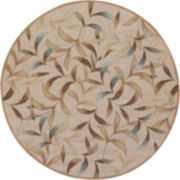Couristan® Spring Vista Indoor/Outdoor Round Rug