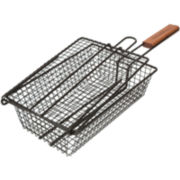 Charcoal Companion® Nonstick Shaker Basket