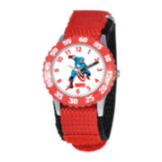 Marvel™ Captain America Kids Easy-Read Character Watch