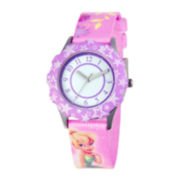 Disney Tinker Bell Tween Pink Strap Watch