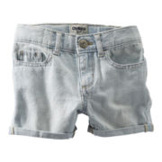 OshKosh B'gosh® Denim Shorts - Girls 5-6x