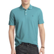 IZOD® Short-Sleeve Solid Performance Polo