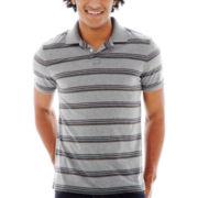 Arizona Striped Jersey Polo