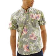 Arizona Short-Sleeve Printed Woven Shirt